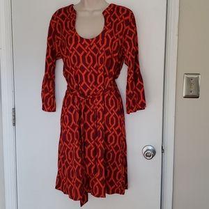 NWT Escapade Dress Size L